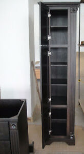 Clearance sales for brand new linen cabinet, no particleboard Windsor Region Ontario image 2