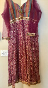 Indian designer clothes !! Kurtis gowns ! Reduced prices !!!