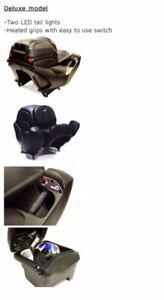RTK Titan Deluxe 2up Seat