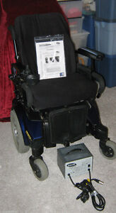 Invacare Pronto M94 SureStep Power Wheelchair