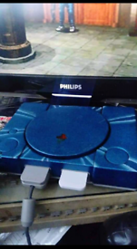 Playstation 1 plays copys and import games with 19 games