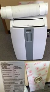 11000 BTU Portable Air Conditioner with Remote and Custom Mount