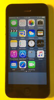 iPhone 5  16G Black in excellent condition locked with Bell.