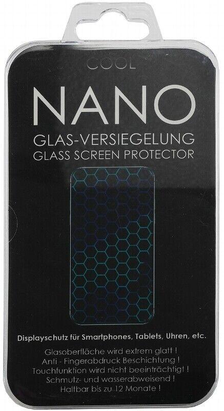 NANO-Displayschutz/Versiegelung für Brillen Smartphones Tablets