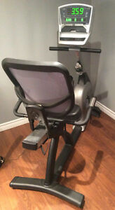 RECUMBENT EXERCISE BIKE - VISION FITNESS R20 CLASSIC