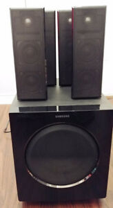 Samsung 5.1 Channel Home Theater Surround Sound Stereo Speakers