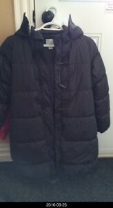Girls Old Navy long coat
