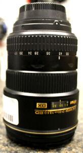Nikon AF-S NIKKOR 17-55 1:2.8G ED Lens