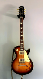 Gibson Les Paul Standard 2005 Tobacco Sunburst OHSC Trades/Swaps