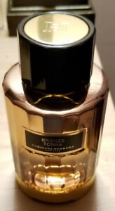 Carolina Herrera Bronze Tonka - Luxury Cologne - 100ml - W/ Box