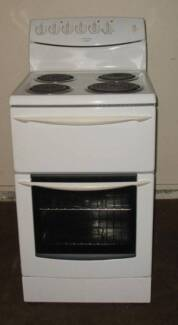 chef electrolux upright elctric stove oven
