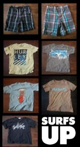 Hurley  4T Clothing Lot
