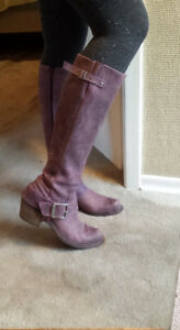 Fluevog Boots- washed faded look. New