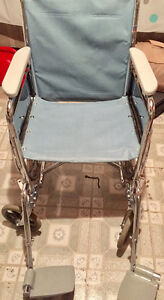 Nice and Clean wheel Chair