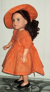 """18"""" Doll Clothes, hand made, Fits all soft bodied dolls"""