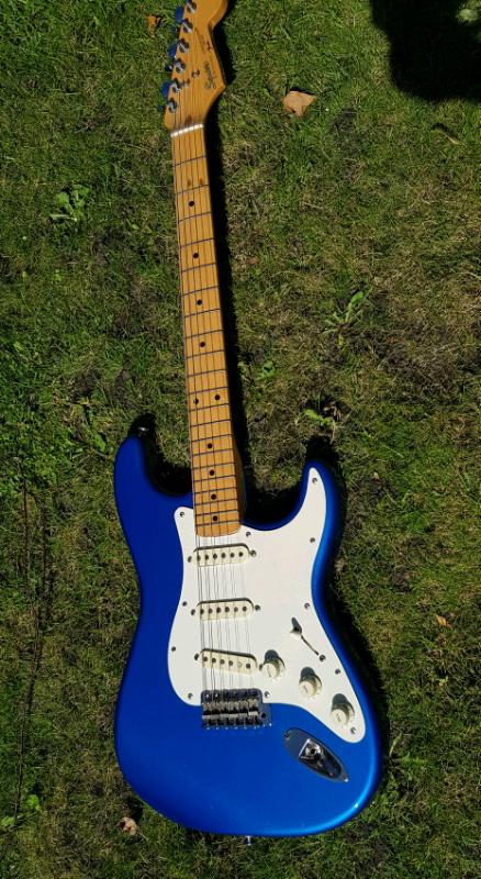 1985-86 MIJ Fujigen Strat Stratocaster with upgrades | in Failsworth,  Manchester | Gumtree