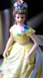 Figurine similar to Royal Doulton