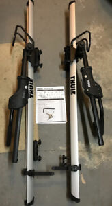 2 Thule Sidearm 594XT bike racks