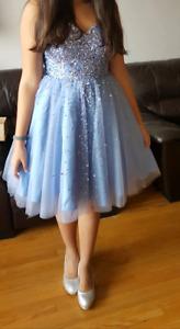 Grad dress size 10