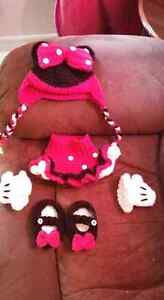 Brand New Homemade Minnie Mouse set