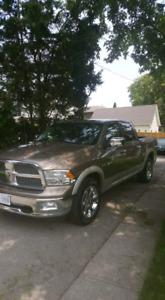 2010 dodge ram 1500 Laramie  trade for lifted truck