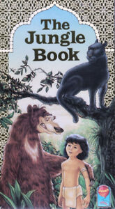 Musical Adaptation 'The Jungle Book' by Saban Video- Brand New!