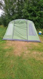 Vango Odyssey air 600 6 man inflatable tent.
