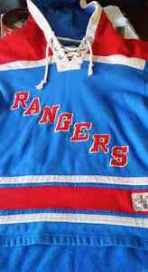 Old Time Hockey Jersey Hoody
