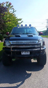 Lifted Ford f150
