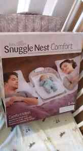 Snuggle Nest Co Sleeping Bed (0-4 mos) VEUC