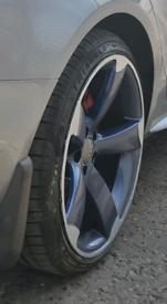 Audi alloys 19in
