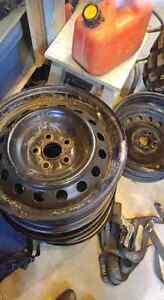 Civic 15inch 5 bolt Rims