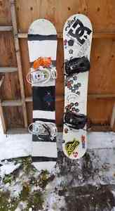 2 snowboards or take then separate  Prince George British Columbia image 1