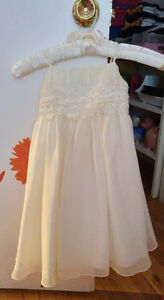 2T Flower girl dress: Davids Bridal