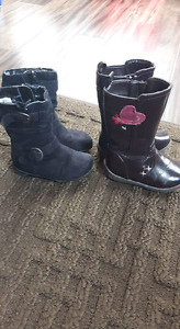 Size 6 Girls Toddler Boots