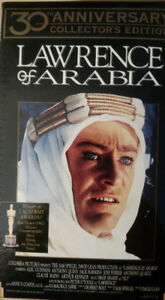 Lawrence of Arabia 30th Anniversary Collector's Edition