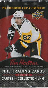 Tim Horton cards