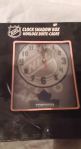 Toronto Maple Leafs Clock for sale.