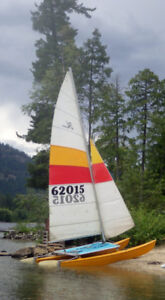 WANTED! Used mainsail for Hobie Cat 14