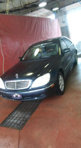 For sall 2002 Mercedes