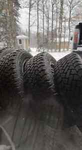 "165/65R 15"" winter tires and Rims"