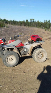 350 Polaris trail boss 2 stroke