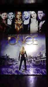 """""""Once Upon A Time"""" Complete Second Season DVD"""