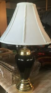 Table Lamp $15 Phone:  780 977 0675
