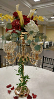Candelabra  Rental $15 and up
