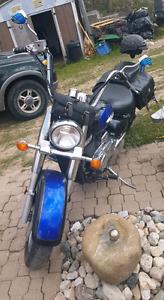 2002 Suzuki Intruder