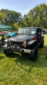Jeep rubicon 2011