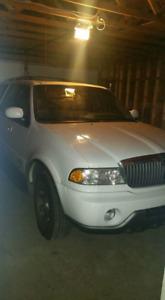 2002 Lincoln navigator 4wd