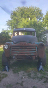 48 GMC pickup Rat Rod