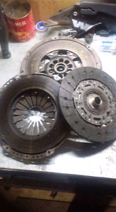 2002-2005 vw jetta/golf VR6/1.8T 6 speed manual CLUTCH/FLYWHEEL/